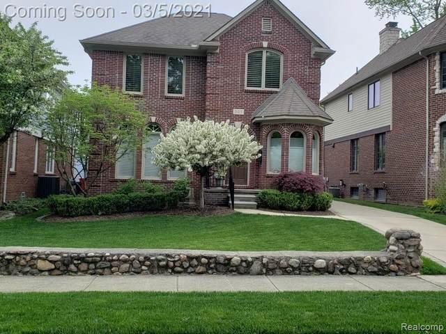 307 Taylor Avenue, Rochester, MI 48307 (#2210012835) :: RE/MAX Nexus