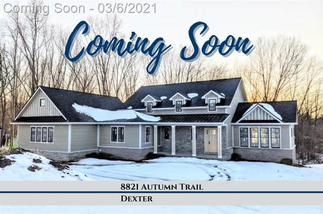 8821 Autumn Trail, Webster, MI 48130 (#543279021) :: The Mulvihill Group