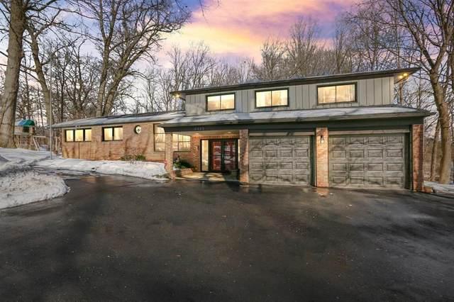 4480 W Loch Alpine Drive, Webster Twp, MI 48103 (#543279054) :: The BK Agency
