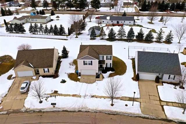 3127 Pine Run, Clayton Twp, MI 48473 (#5050035104) :: GK Real Estate Team