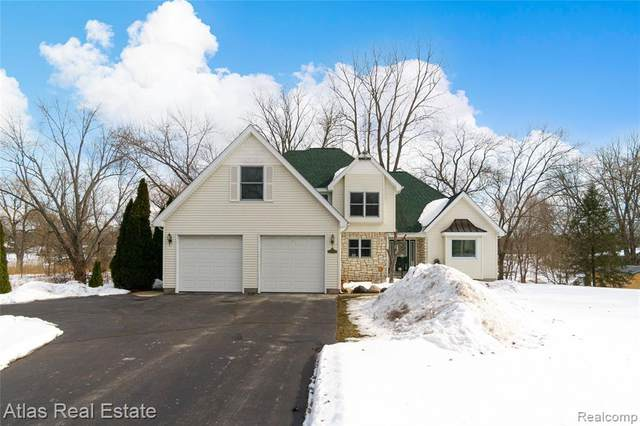 22 Kearsley St, Ortonville Vlg, MI 48462 (#2210012884) :: Duneske Real Estate Advisors
