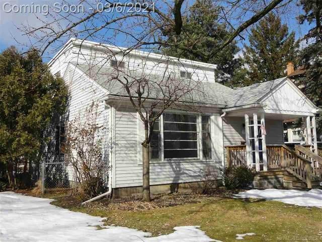 1711 Alexander, Royal Oak, MI 48067 (#58050035113) :: Real Estate For A CAUSE