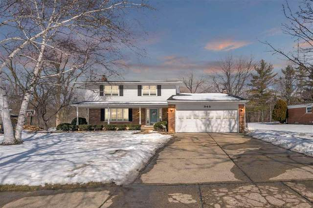 345 Dutch Mill, Flushing, MI 48433 (#5050035123) :: Real Estate For A CAUSE