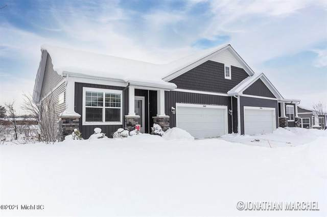 3502 Pleasant River Street SW #30, Wyoming, MI 49418 (#65021005949) :: The Mulvihill Group