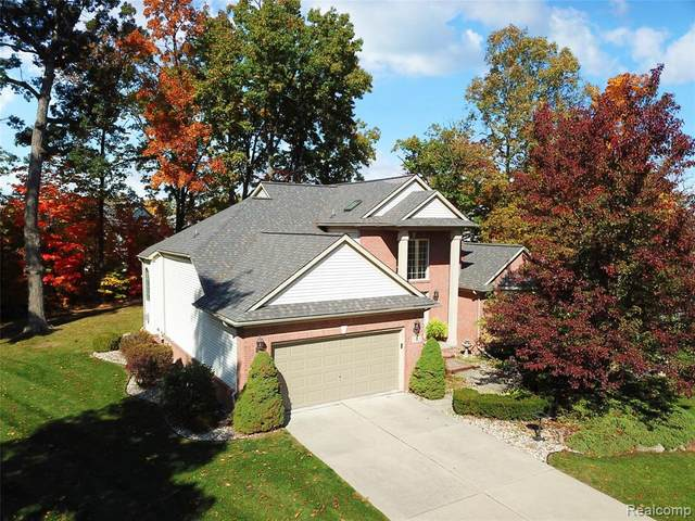 5332 Sandalwood Court, Grand Blanc Twp, MI 48439 (#2210013016) :: Real Estate For A CAUSE