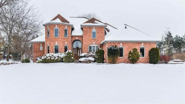 5001 Quincy Court, Lodi Twp, MI 48176 (#543279066) :: The Mulvihill Group