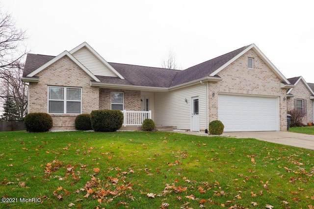 6011 Milham Woods Court, Portage, MI 49024 (#66021005965) :: The Alex Nugent Team | Real Estate One