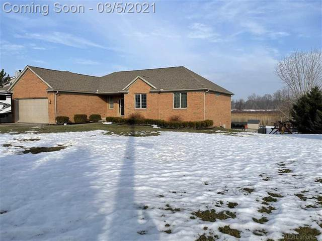 74616 Gould, Bruce Twp, MI 48065 (#58050035133) :: The Mulvihill Group