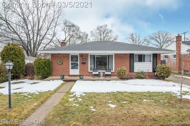 1262 Hendrickson Boulevard, Clawson, MI 48017 (#2210013033) :: RE/MAX Nexus