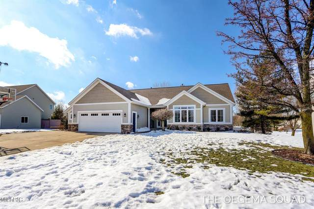 3621 Fawn View Drive, Holland Twp, MI 49464 (#71021005970) :: The Merrie Johnson Team