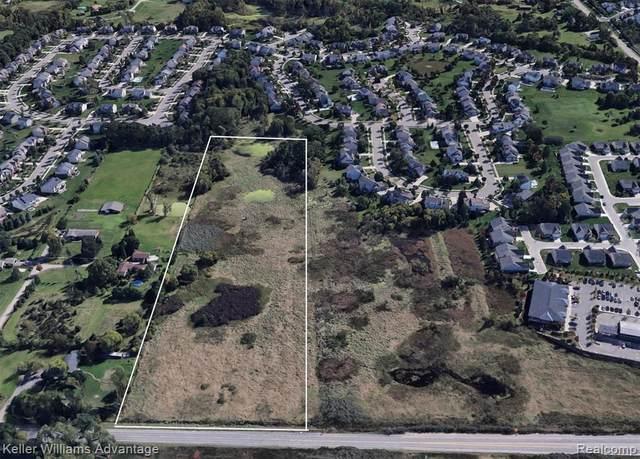 0000 Pontiac Trail, South Lyon, MI 48178 (#2210013093) :: Duneske Real Estate Advisors