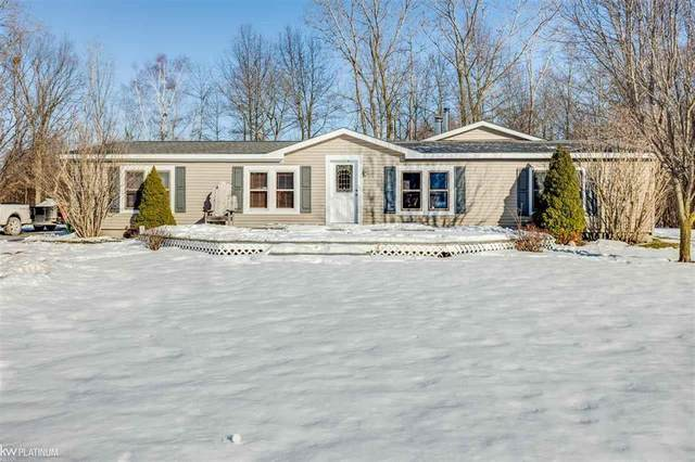7995 Macomb Rd, Cottrellville Twp, MI 48039 (MLS #58050035147) :: The John Wentworth Group