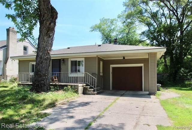 21566 Waldron Street, Farmington Hills, MI 48336 (#2210013114) :: BestMichiganHouses.com