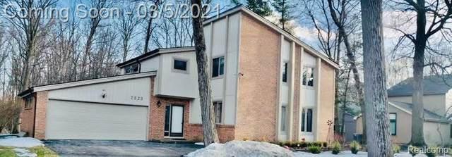 7523 Tiverton Court, West Bloomfield Twp, MI 48322 (#2210013123) :: RE/MAX Nexus