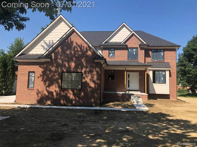 47705 Card Road, Macomb Twp, MI 48044 (#2210013197) :: Real Estate For A CAUSE