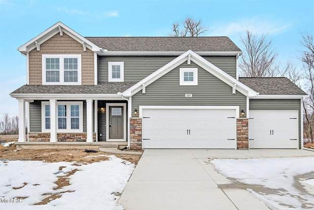 3565 Summersong Path, Portage, MI 49024 (#66021006031) :: The Merrie Johnson Team