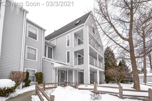 3559 Port Cove Drive #23, Waterford Twp, MI 48328 (#543279072) :: Real Estate For A CAUSE