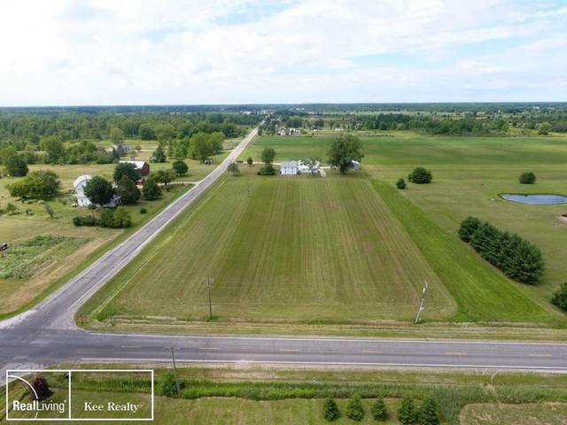 Vacant Meisner Parcel #1, China Twp, MI 48054 (MLS #58050035181) :: The John Wentworth Group