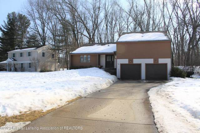 92 E Newman Road, Williamstown Township, MI 48895 (MLS #630000253337) :: The John Wentworth Group