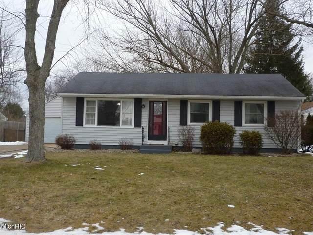 6910 Keystone Street, Portage, MI 49024 (#66021006057) :: The Alex Nugent Team | Real Estate One