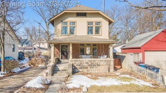 809 Sycamore Place, Ann Arbor, MI 48104 (#543279084) :: Real Estate For A CAUSE
