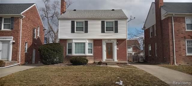 16190 Fenmore Street, Detroit, MI 48235 (#2210013335) :: Novak & Associates
