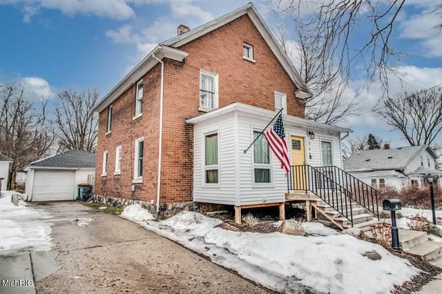 160 Harvard Street, Battle Creek, MI 49017 (#64021006088) :: The BK Agency