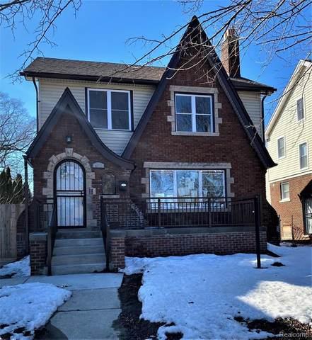 14319 Saint Marys Street, Detroit, MI 48227 (#2210013350) :: Novak & Associates