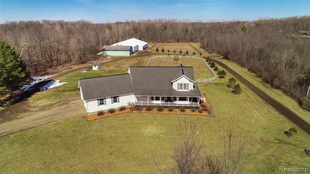 6189 E Potter Road, Genesee Twp, MI 48423 (#2210013384) :: Real Estate For A CAUSE