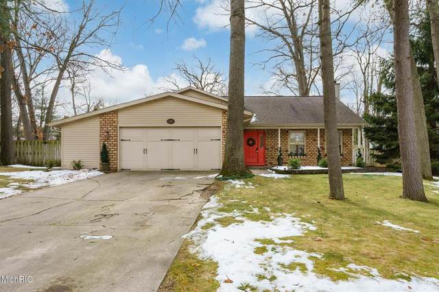 170 Point O Woods Drive, Portage, MI 49002 (#66021006110) :: The Merrie Johnson Team