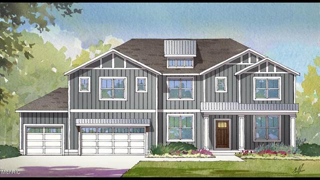 3344 Rocaway Drive, Jamestown Twp, MI 49426 (#71021006111) :: The Mulvihill Group