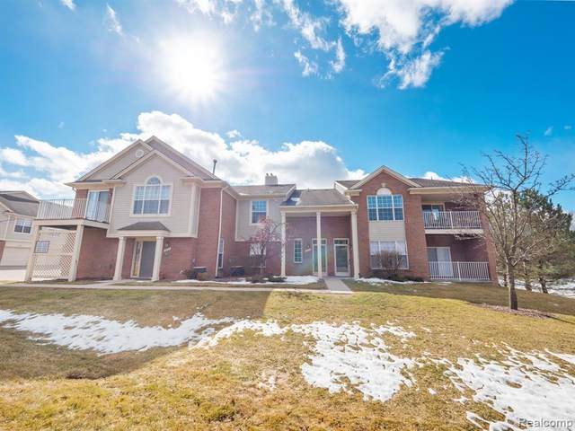 1946 Flagstone Circle, Rochester, MI 48307 (#2210013419) :: The BK Agency