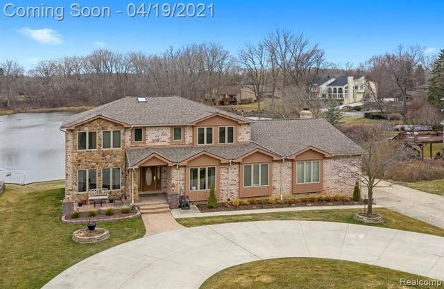 4732 Fairway Ridge S, West Bloomfield Twp, MI 48323 (#2210013472) :: The Alex Nugent Team | Real Estate One