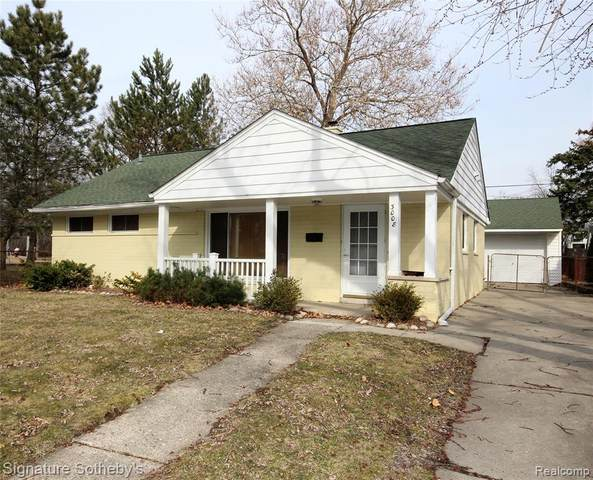 3008 Garden Avenue, Royal Oak, MI 48073 (#2210013493) :: RE/MAX Nexus