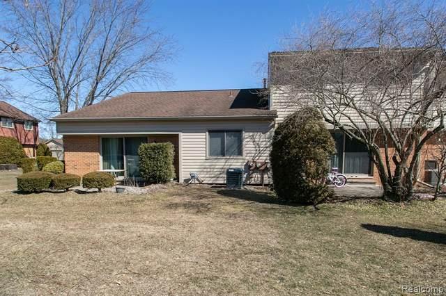 3894 Old Creek Road, Troy, MI 48084 (#2210013600) :: The Alex Nugent Team | Real Estate One