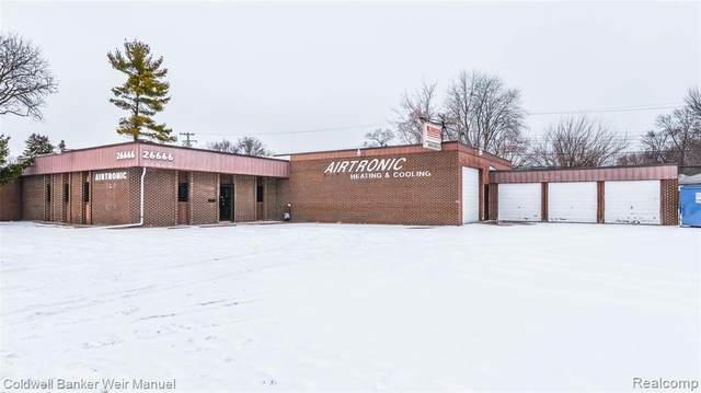 26666 Grand River Avenue, Redford Twp, MI 48240 (#2210013610) :: The BK Agency