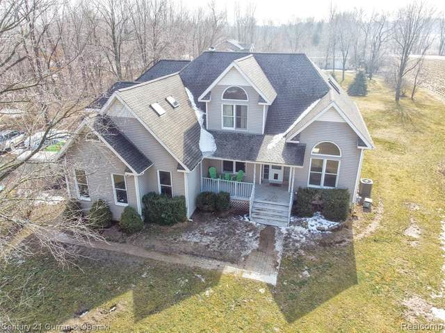 7974 Arkona Road, Augusta Twp, MI 48160 (MLS #2210013639) :: The Toth Team