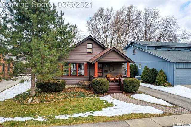 323 Linwood Avenue, Rochester, MI 48307 (#2210013641) :: RE/MAX Nexus