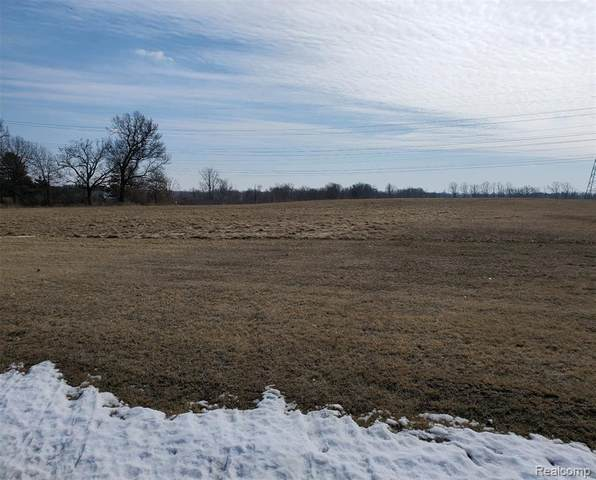 0 Rooster Trail Parcel P Trail, Lapeer Twp, MI 48446 (MLS #2210013675) :: The Toth Team