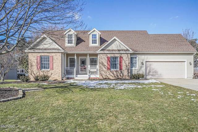 6271 Santigo Court SE, Cascade Twp, MI 49546 (#65021006244) :: GK Real Estate Team