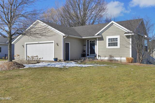 4119 Widgeon Lane, Georgetown Twp, MI 49426 (#65021006249) :: The Merrie Johnson Team