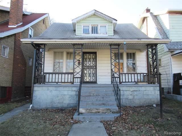 16327 Log Cabin Street, Detroit, MI 48203 (#2210013770) :: NextHome Showcase