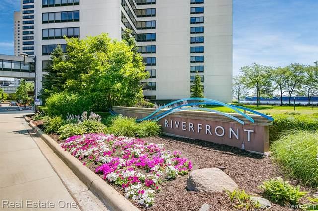 1001 W Jefferson Ave # 300/20A, Detroit, MI 48226 (#2210013781) :: BestMichiganHouses.com