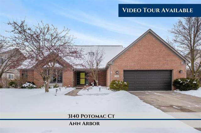 3140 Potomac Court, Pittsfield, MI 48108 (#543278822) :: NextHome Showcase
