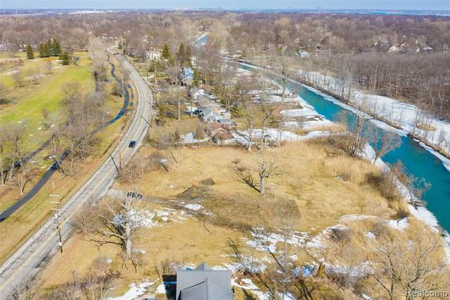 22883 Meridian Rd (Vacant Lots 112-117 Golf View Estate), Grosse Ile Twp, MI 48138 (MLS #2210013803) :: The John Wentworth Group
