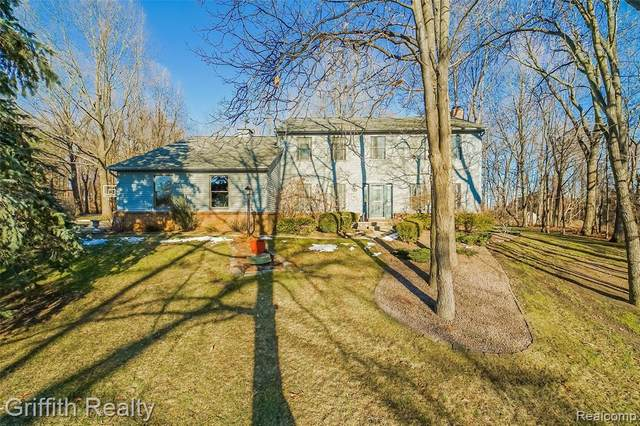 3071 Hideaway Beach Drive, Brighton Twp, MI 48114 (#2210013832) :: RE/MAX Nexus