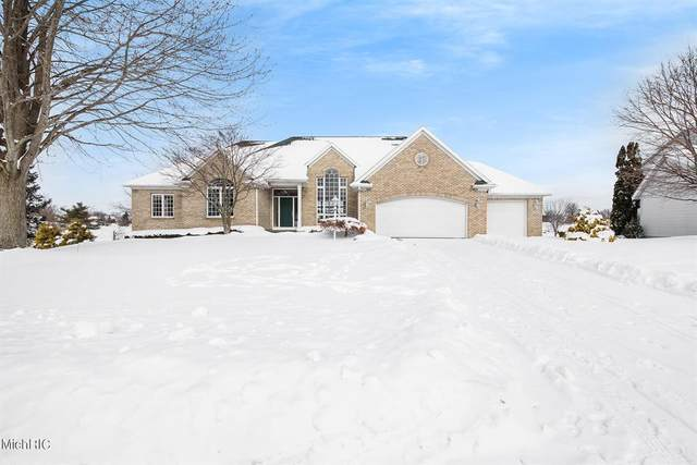 7364 Old Lantern Drive SE, Gaines Twp, MI 49316 (#65021006280) :: The BK Agency