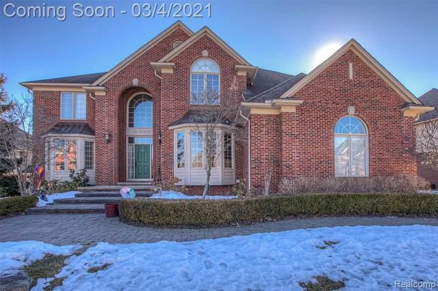 846 Majestic, Rochester Hills, MI 48306 (#2210013899) :: The Alex Nugent Team | Real Estate One