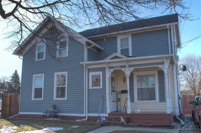 800 Toledo St, Adrian, MI 49221 (#56050035372) :: The Alex Nugent Team | Real Estate One