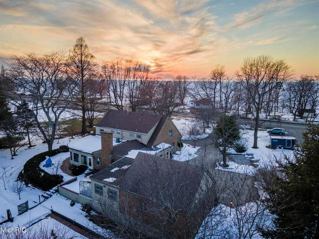 3205 Lake Shore Drive, ST.JOSEPH CITY, MI 49085 (#69021006307) :: The Mulvihill Group